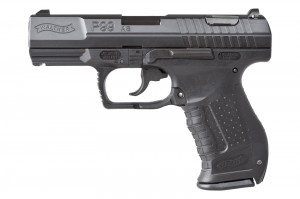 Pistolet palny Walther P99 AS Full Size kal. 9 mm, czarny