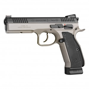 CZ SHADOW 2 URBAN GRAY kal. 9x19
